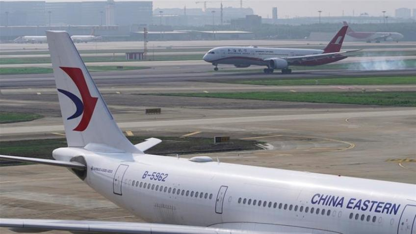 US will allow Chinese passenger carriers two flights per week