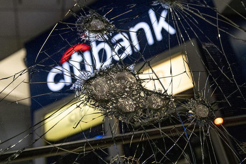 New York's Citigroup to close LA & Chicago branches due to George Floyd protests