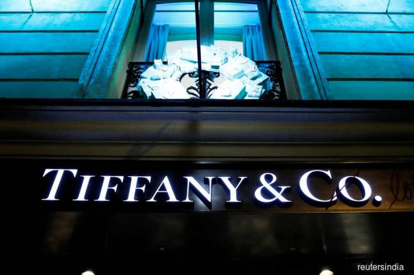 New York jeweller Tiffany amends debt-financing for leeway amid slump in sales