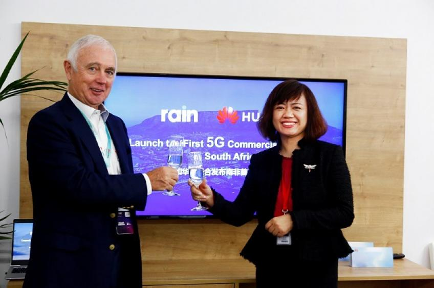 South African data-only mobile operator Rain plans 5G expansion