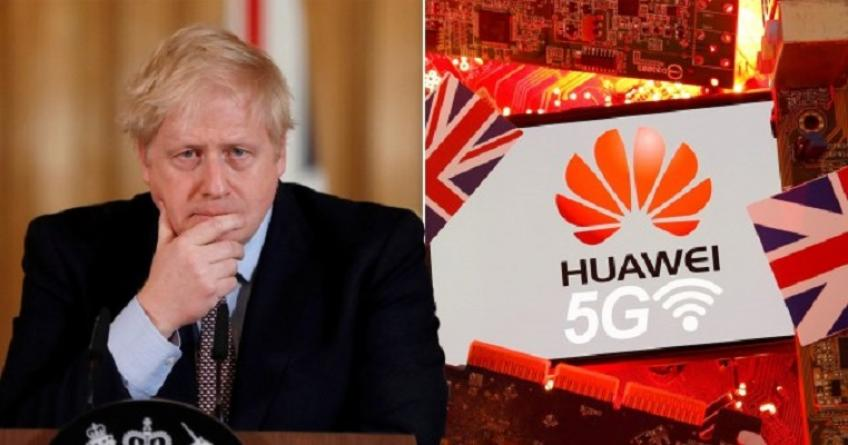 Downing Street tells telecoms to hoard Huawei gears in light of new US sanctions