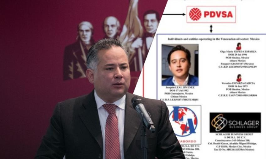 Mexico freezes bank accounts of entities sanctioned by US on Venezuela spat