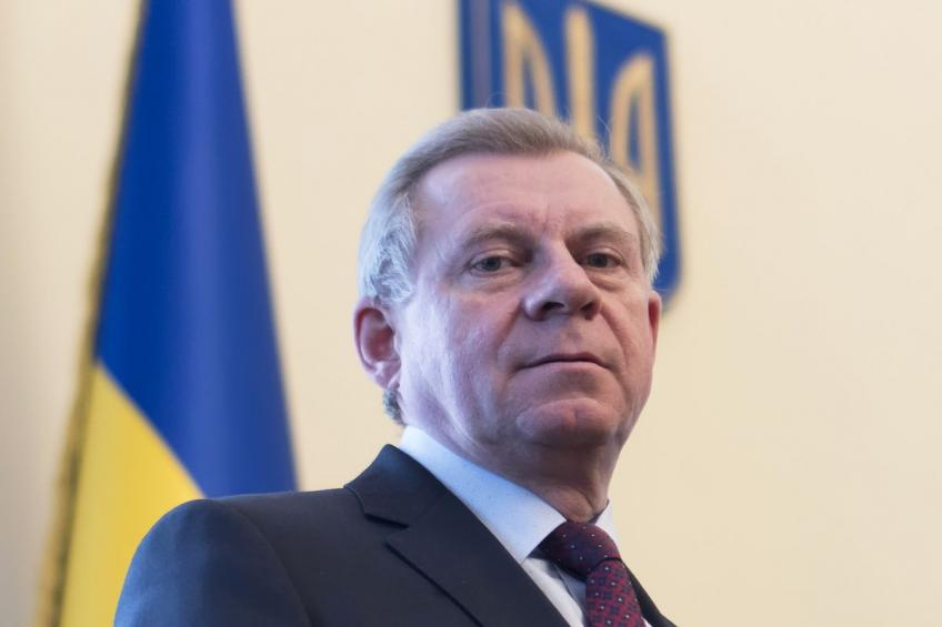 Ukraine Central Bank Chief quits, calls resignation a protest agin political pressure