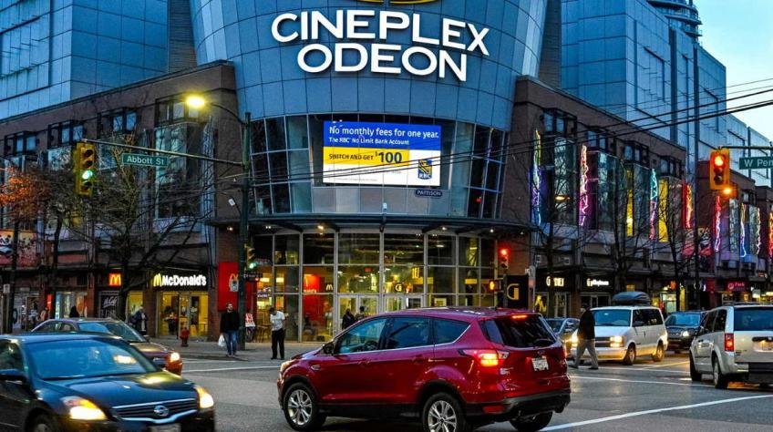 Canada's Cineplex to sue British Cineworld Group, seeks damage for scrapped deal