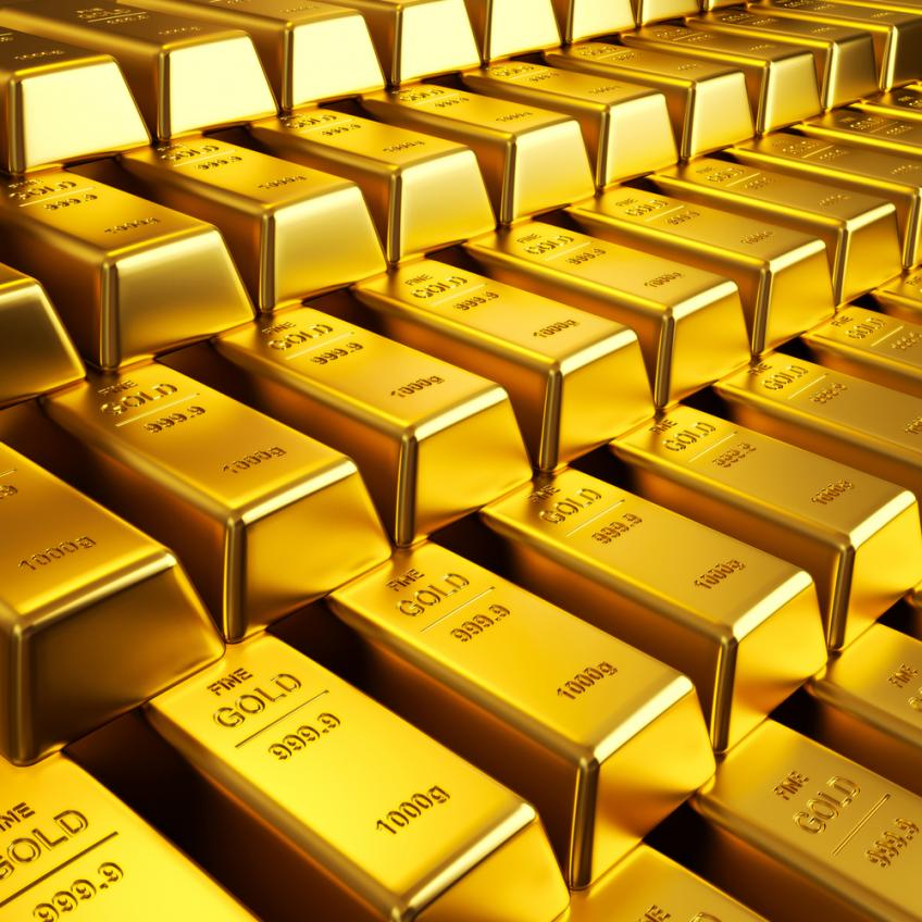 Gold smashes through $1,800 psychological barrier as investors bolt for safety