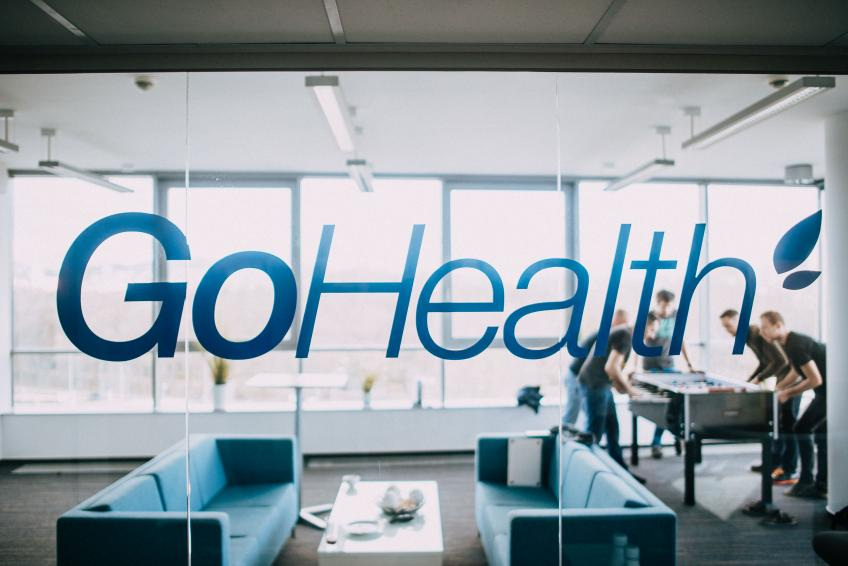 Chicago online insurance broker GoHealth prices IPO above target range