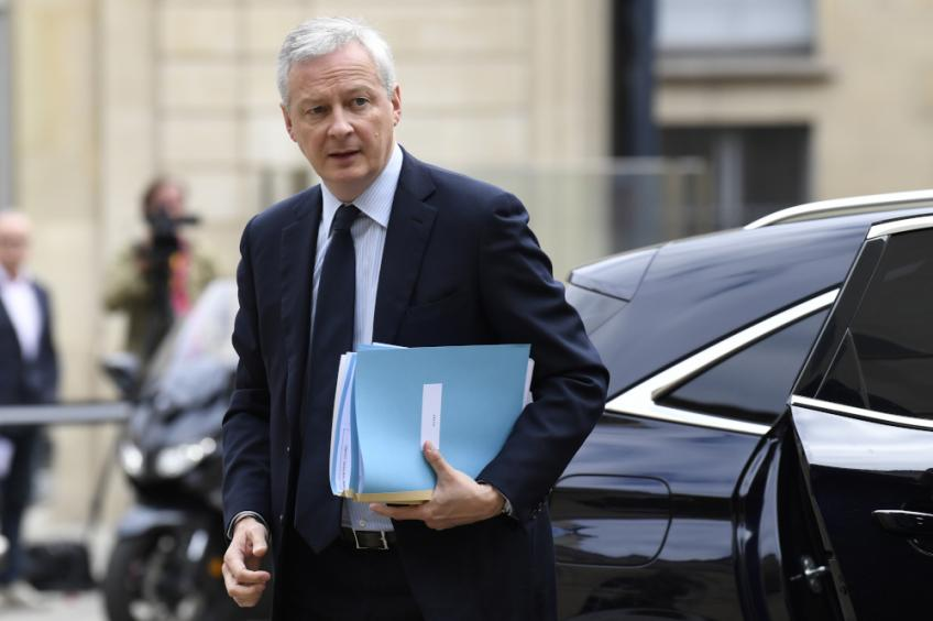 China's Huawei will not be prevented from investing in France, says Le Maire