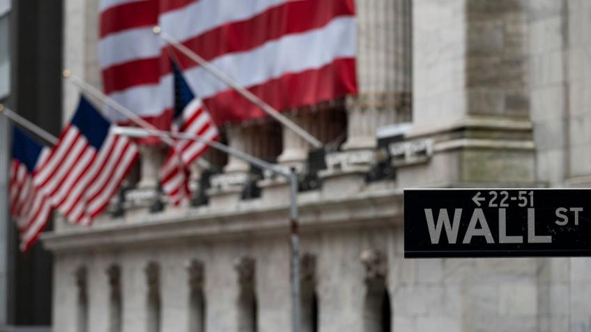 Wall Street ends see-saw session modestly higher on mixed earnings, stimulus debate