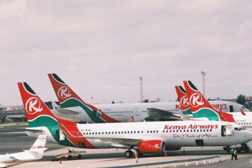 Kenya Airways resumes international flights as pandemic curbs lifted