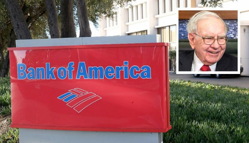 Omaha' Berkshire buys $2.07bn BofA shares over past 3 weeks, has 11.9% stakes