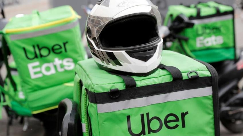 California's Uber sheds $1.8 billion in Q2 '20, as riders stay home and order in