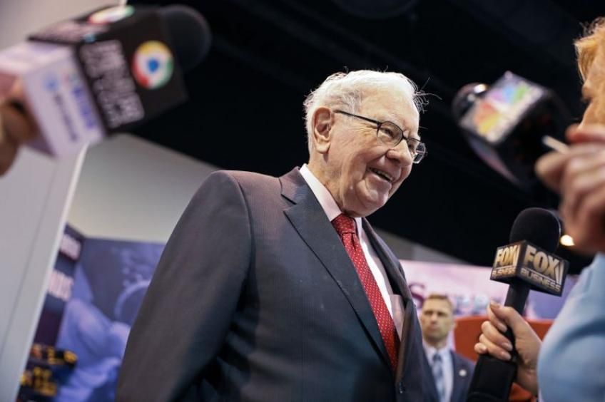 Buffet's Berkshire takes $10bn writedown in pandemic-scarred Q2 but profits up 87%