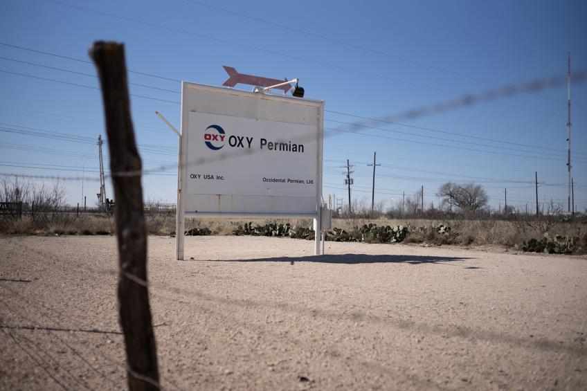 Houston oil giant Occidental posts $8 billion in Q2 losses, outlines production cuts