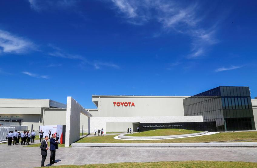 Alabama Toyota-Mazda joint venture plant to cost $2.3 billion