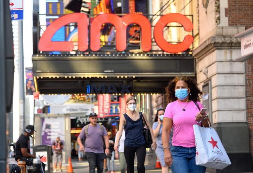 Kansas theatre chain AMC to reopen in US on Aug. 20 with 20-cent ticket on first day