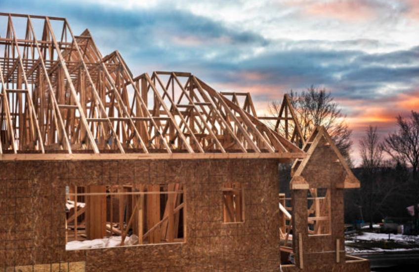 Washington says US home construction surges 22.6%, third straight monthly rise