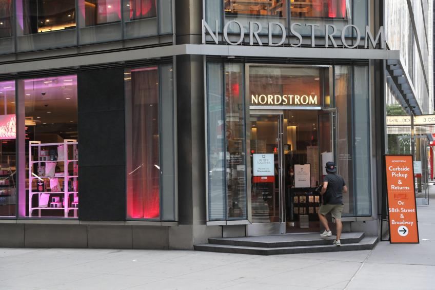 Seattle store chain Nordstrom reports lofty Q2 losses, reeling from forced closures