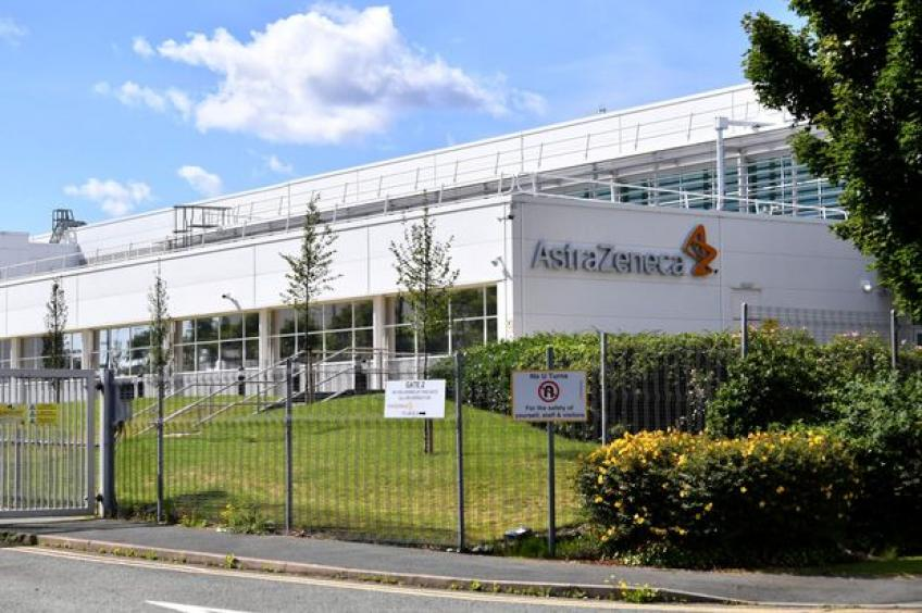 AstraZeneca pauses pandemic vaccine trial after one illness