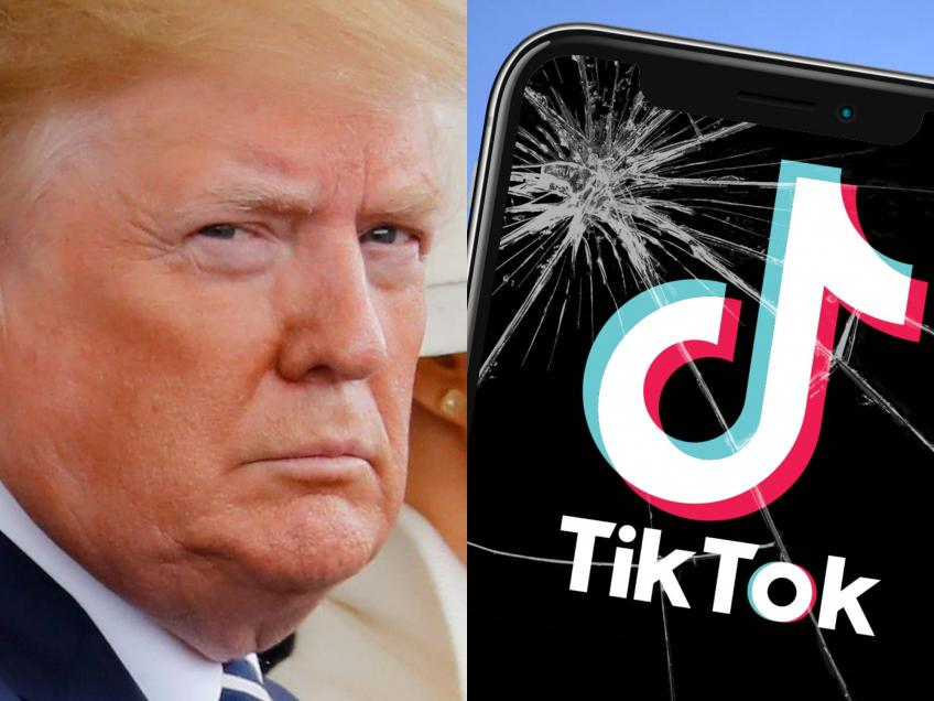 Washington bans WeChat, TikTok from app stores, threatens shutdowns