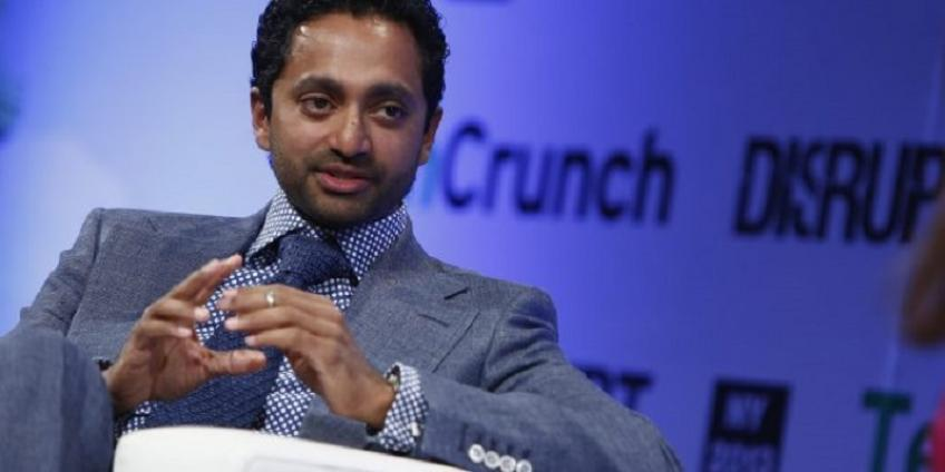 Golden State board member Palihapitiya-backed blank-check firms to raise $2bn in IPOs