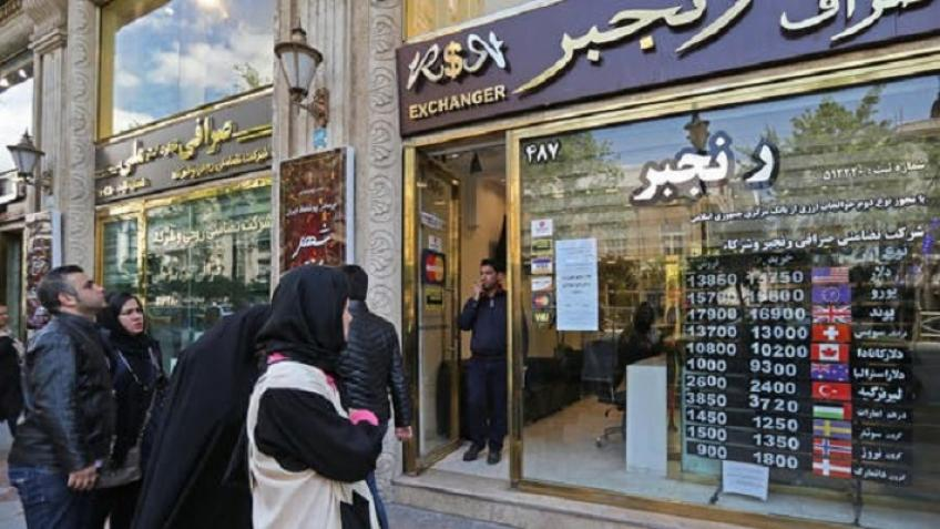 Iranian Rial pummels to new record lows as US tension jitters