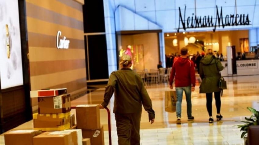 Texas luxury Dept. store chain Neiman Marcus emerges from bankruptcy