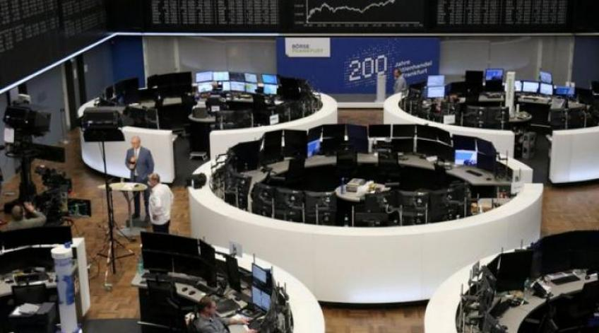 European shares post worst weekly decline since June as pandemic bubble jitters