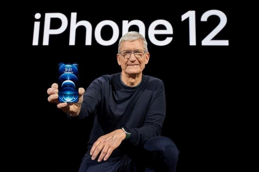 Cupertino's Apple Inc. embarks on 5G race with iPhone 12 launch