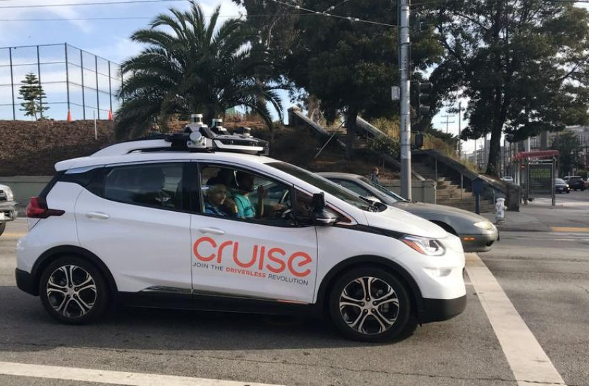 Detroit carmaker GM's Cruise allowed to drive empty in San Francisco