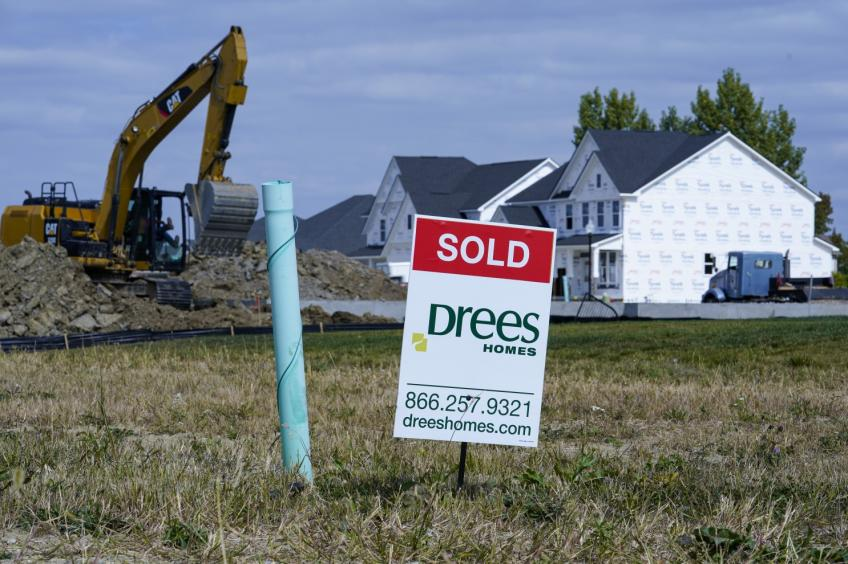 US Home Constructions rise 1.9% in September to 1.4 million units