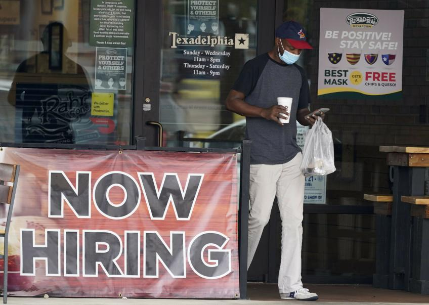 Unemployment claims dip in ME, but widespread layoffs continue