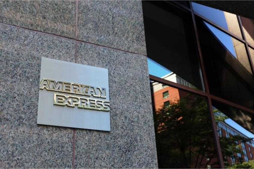 New York's AmEx profits plunge 39% as travel spending comes to a standstill