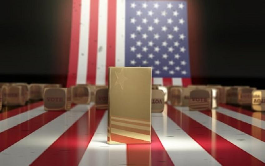 Gold gains ahead of likely chaos in US election verdict