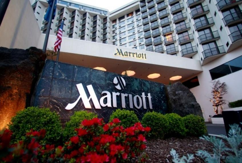 Maryland's Marriot bounces back as China activity surges