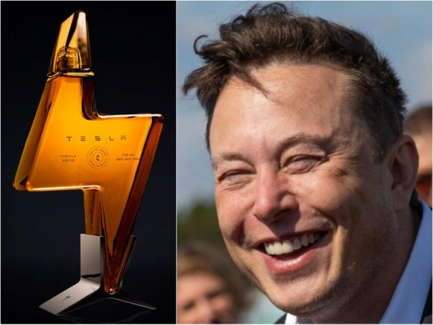 Palo Alto's Tesla rolls out $250 tequila online, 'out of stock' in an hour