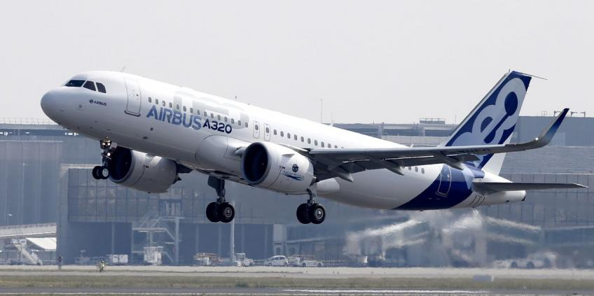 Airbus SE monthly jet deliveries surge to pre-pandemic level in October