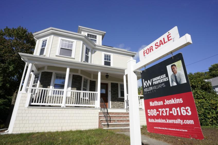 US long-term mortgage rates rise; 30-year fixed home loan hovers at 2.84%
