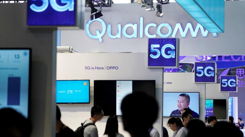 USA  government gives Qualcomm permission to sell 4G chips to Huawei again