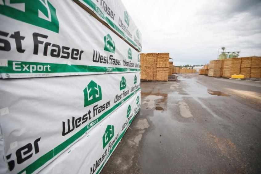 Vancouver's West Fraser Timber to purchase rival Norbord in $3bn buyout deal