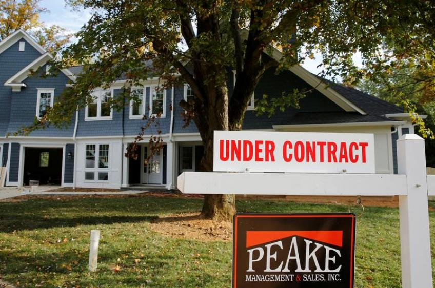 US existing home sales surge 4.3% in October amid multi-year low mortgage rates