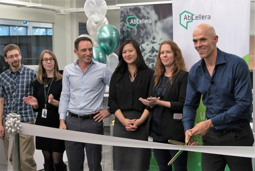 Vancouver's antibody therapy developer AbCellera files for US IPO