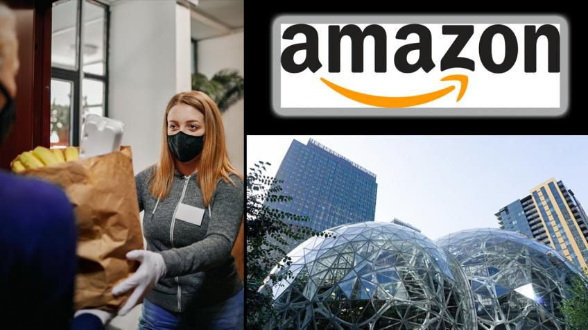 Amazon workers offered $500m holiday bonus as Black Friday strike looms