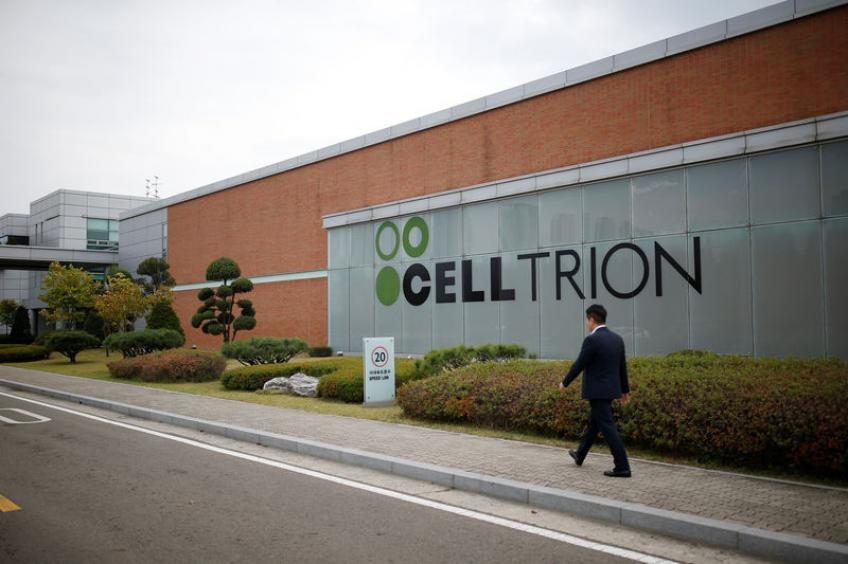 South Korean Celltrion to set up China JV within halfway 2019