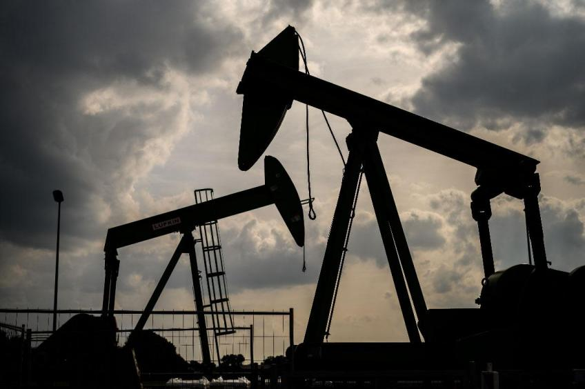 Oil prices fall with OPEC
