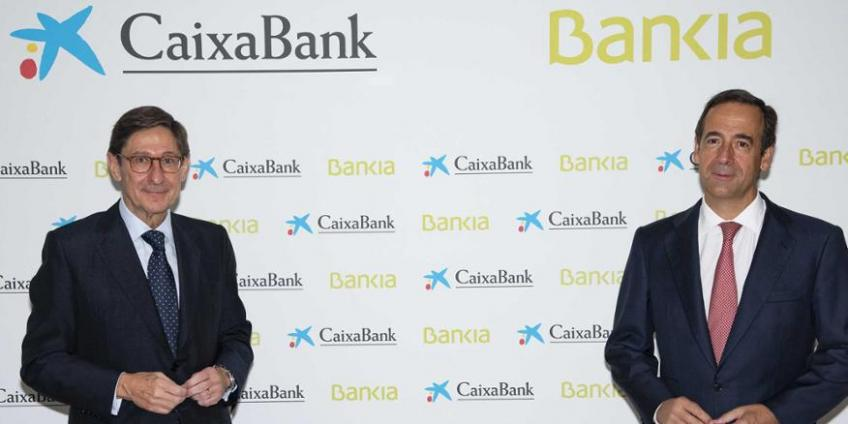 Bankia shareholders approve Caixabank merger in bids to create Spain's largest lender