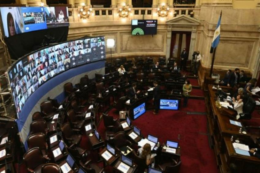 Argentine Congress approves dubious wealth tax as pandemic hits state coffers