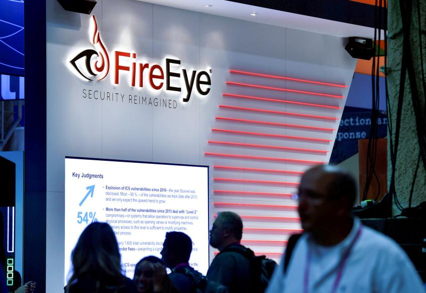Milpitas cybersecurity firm FireEye discloses breach, theft of hacking tools