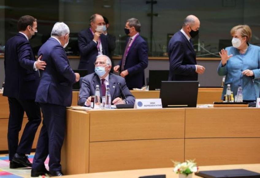 EU leaders unchain €1.8 trillion budget after compromise with Poland & Hungary