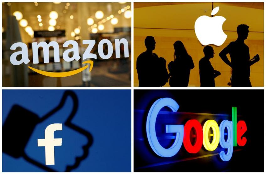 EU moves to control US tech giants with threat of fines, potential spin-offs