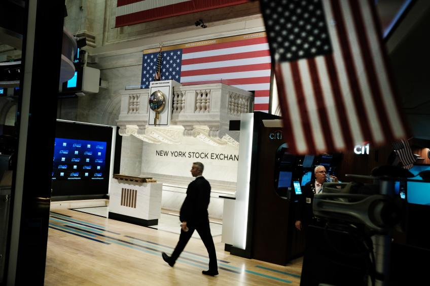 US stock futures open higher on stimulus hope; Wall St. clocks weekly percentage gain